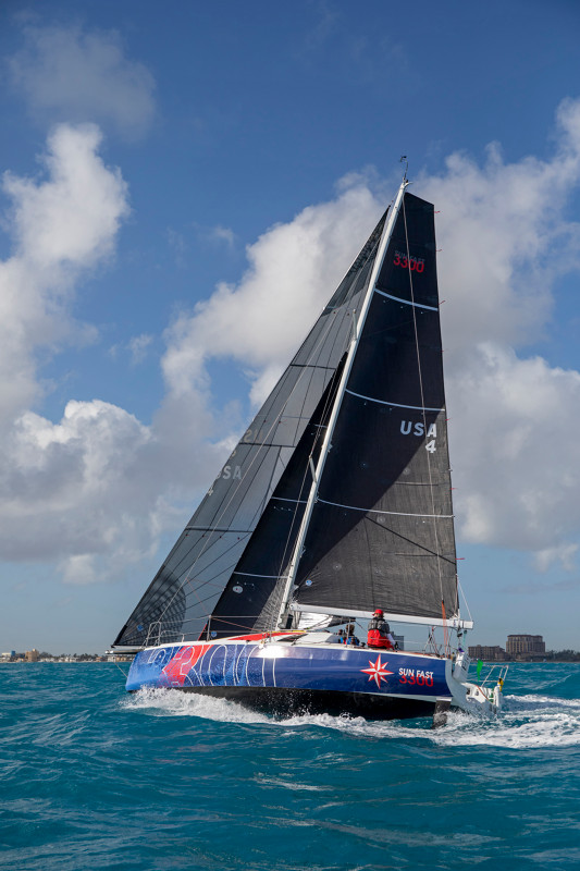 Fort Lauderdale to Key West race start at the Lauderdale Yacht Club.